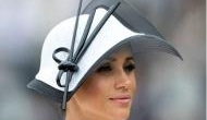 Duchess of Sussex, wears bespoke Givenchy for Royal Ascot debut