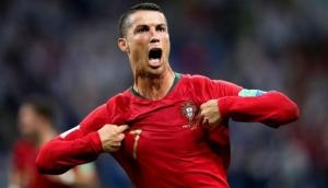 Cristiano Ronaldo expresses his desire to star in Hollywood movie after retirement
