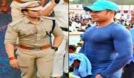 Crazy fan! Punjab woman travels to MP to meet her 'hero' IPS Officer who has chiselled looks; see pics