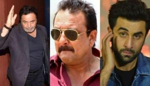 When Rishi Kapoor scolded Sanjay Dutt and told him to not spoil his son Ranbir like him