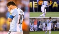 FIFA World Cup 2018: When Lionel Messi suffered and cried