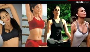 International Yoga Day: From Shilpa Shetty to Alia Bhatt these 10 actress who stay fit with yoga, see pics