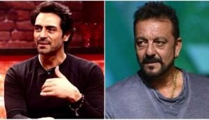 Rock On actor Arjun Rampal's first meeting with Sanjay Dutt is something that will give you a laughter riot