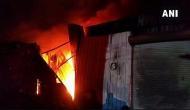 Level-II fire breaks out in Industrial Estate in Malad
