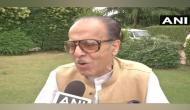 Congress' Saifuddin Soz backs Musharraf's remark on Kashmiris