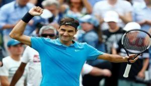 Halle Open: Federer faces Australia's Ebden for semi berth