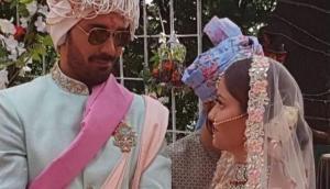 Video: 'किन्नर बहू' रुबीना ने अपनी शादी में की ऐसी एंट्री, जिसने देखा देखता रह गया