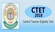 CTET Exam 2018: आवेदन करने पर लगी रोक, इस वजह से विभाग ने लिया फैसला