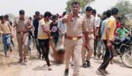 यूपी पुलिस ने अपनी हरकत पर मांगी माफी, गो-हत्या की अफवाह में भीड़ ने पुलिस के सामने युवक के साथ की हैवानियत