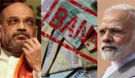 Demonetisation Scam: Congress claims note-ban as a biggest scandal, accused Amit Shah, including several BJP leaders for it