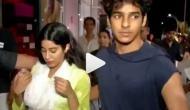 Video: 'धड़क' के प्रमोशन से पहले जाह्नवी ने किया Pizza ऑर्डर, ईशान ने ऐसे उड़ाया मजाक