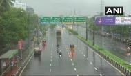 Moderate rainfall hits Mumbai