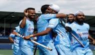चैंपियंस ट्रॉफी हॉकी: भारत ने अर्जेंटीना को हराकर दर्ज की लगातार दूसरी जीत