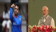 PM मोदी ने की राशिद खान की तारीफ, भारत-अफगानिस्तान ऐतिहासिक टेस्ट को लेकर कही ये बात