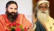 बाबा रामदेव को तगड़ा झटका, BSF ने जग्गी वासुदेव के साथ किया योग का करार