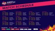 ICC Women's World T20 : भारत- न्यूजीलैंड के बीच मुकाबले से होगा टूर्नामेंट का आगाज, देखें पूरा शेड्यूल