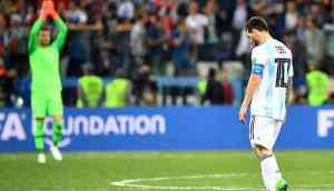 My dear melancholy: Lionel Messi and the tragicomedy of Argentinian football