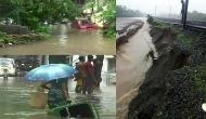 मुंबई: बारिश के कहर से मौतें, बस-लोकल ट्रेनें लेट और थम गई मायानगरी