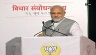 PM Modi says 'Black Day not observed to criticise Congress'