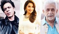 Shah Rukh Khan, Madhuri Dixit, Naseeruddin Shah and others invited to Oscar Academy's class of 2018