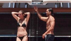 Gwyneth Paltrow spotted in black bikini with Valentino Garavani in Mexico