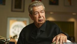 Richard Harrison 'The Old Man' of 'Pawn Stars' dies at 77