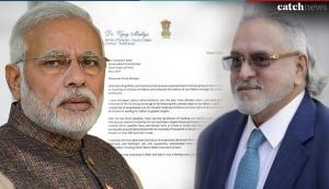 Vijay Mallya releases letter to PM Modi to put things in right perspective; says he has become 'poster boy' of loan default