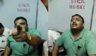 Video: West Bengal Couple asks for seat, man says 'go home and sit on each other's lap'; threatens girl 'do not come wearing such clothes' in the train
