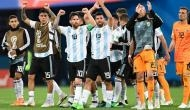 Argentina and Messi bend under pressure but refuse to break