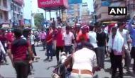 पटना : सिपाही भर्ती पर्रीक्षा निरस्त कराने की मांग कर रहे छात्रों पर लाठी चार्ज, दौड़ा-दौड़ाकर पीटा