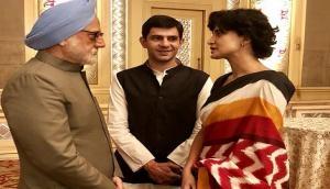 'The Accidental Prime Minister': Meet reel Rahul Gandhi and Priyanka Gandhi