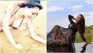 Sara Khan to Surveen Chawla, these TV hotties raised the temperatures with their bikini avatars; see pics