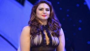 Kaala actress Huma Qureshi's photoshoot in hot black bikini got brutally trolled; Netizens called 'gayi bhains paani mein'