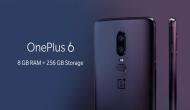 8 GB रैम के साथ भारत में लॉन्च हुआ Oneplus 6, इस दिन होगी स्मार्टफोन की पहली बिक्री