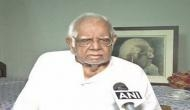 Former Lok Sabha Speaker Somnath Chatterjee passes away at the age of 89 due to cardiac arrest