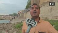 Water crisis hits Varanasi as heat takes toll on River Ganga