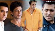Sanju: Not Salman Khan, but Shah Rukh Khan and Aamir Khan have an important role in Ranbir Kapoor starrer film