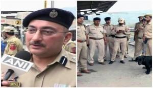 Amarnath Yatra: Security beefs up at Udhampur Railway Station