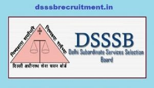 DSSSB Admit Card 2019: Download e-hall tickets for Tier 1 exam; here's how
