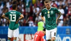 Germany's historic exit from the World Cup represents a brave new world for football