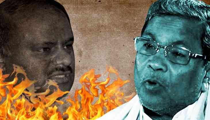 Siddaramaiah making matters difficult for Kumaraswamy: Is the alliance in danger?