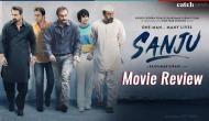 Sanju Movie Review: Ranbir Kapoor and Rajkumar Hirani narrates the story of Sanjay Dutt's 'God'