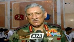 Army will continue its operation, says Bipin Rawat
