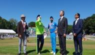 Ind vs Ire: आयरलैंड ने जीता टॉस, टीम इंडिया की प्लेइंग इलेवन से धोनी-धवन सहित बाहर हुए ये चार खिलाड़ी