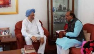 मनमोहन सिंह के सहारे संसद के मानसून सत्र की नैया पार कराना चाहती है BJP