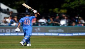 India Vs Ireland, T20 Series: After Hardik Pandya's brilliant knock India set the hefty target of 214 runs for Ireland