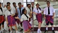 IAS topper Tina Dabi performs 'Lungi Dance' and have a blast with her husband, see pics & videos
