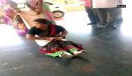 Maharashtra: No stretcher, relatives drag patient in bedsheet in Nanded hospital