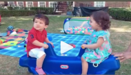 Kareena Kapoor Khan's son Taimur Ali Khan's reaction while sitting in a see-saw will make your weekend happy; see video