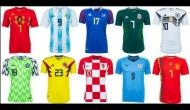 What's involved in designing World Cup jerseys?